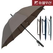 송월우산 SW 장우산 컬러무지60 우산 s