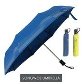 송월우산 카운테스마라 3단우산 스포티라인 s