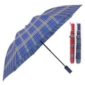 송월우산 제이마르코 2단우산 체크 우산 s
