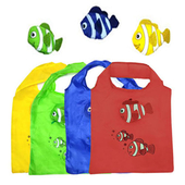 시장가방/물고기장바구니/장바구니/비닐대용