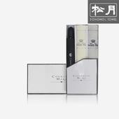 [송월 우산선물세트]카운테스마라 3단무지63 1p + 라인체크2p