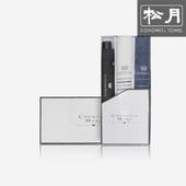 [송월 우산선물세트]카운테스마라 3단폰지 1p + 라인보더2p