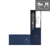 [송월 우산선물세트]카운테스마라 3단폰지 1p + 써클1p