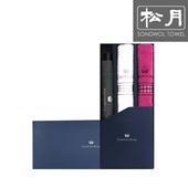 [송월 우산선물세트]카운테스마라 3단폰지 1p + 써클2p