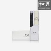 [송월 우산선물세트]송월 3단 모던체크 1p + 카운테스마라 라인체크1p