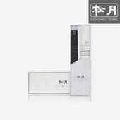 [송월 우산선물세트]송월 3단 모던체크 1p + 카운테스마라 라인보더1p