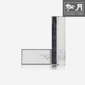 [송월 우산선물세트]송월 2단 모던체크 1p + 카운테스마라 써클1p
