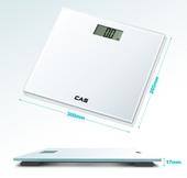 카스 LCD 디지털 체중계(HE-75)