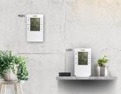 카스 디지털 온습도계(T017)
