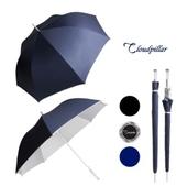 클라우드필라 75폰지늄(아크릴)/장우산.초경량 골프우산