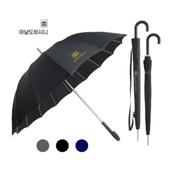 아놀드바시니 65폰지로고늄16K(곡자)/장우산.자동우산