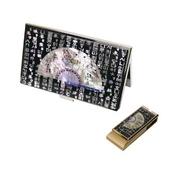 자개 USB 2종세트(훈민부채)-8G