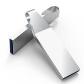 메탈 웨이브 USB 3.0 64GB