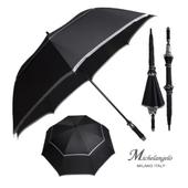 미켈란젤로 75이중방풍무지자동/장우산.자동우산.골프우산