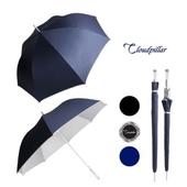 클라우드필라 75-8K 폰지늄(아크릴손잡이) 장우산