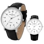 발렌티노 심플라인 손목시계(남녀) 2034SB2