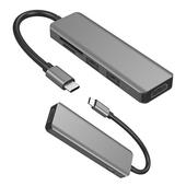 아이존이십일 USB Type C to HDMI 멀티 컨버터 (EZ-MHP5)
