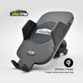 SMARTFREE 차량용 모션 무선 충전기 & 거치대