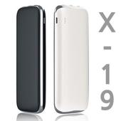 [비빅스]보조배터리POWER BOT-X19 10000mAh