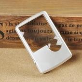 카드형 LED 돋보기/휴대용 돋보기/판촉인쇄