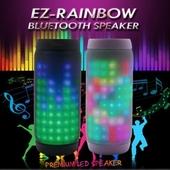 EZ-RAINBOW LED 블루투스스피커