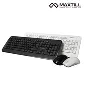 맥스틸 MOST MK100 무선 키보드 마우스 세트