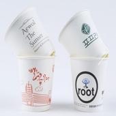 종이컵 자판기 6 5온스 3도 인쇄 180g 국내산 천연펄프지 식품용 무형광