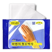 마법의청소박사 특대형2매(벌크)_찌든때 청소용품