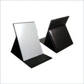 ST-453(대) PU접이식사각거울,탁상거울