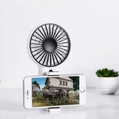 USB충전 스마트폰거치대 핸디선풍기/휴대용선풍기.미니선풍기