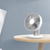 요이치 카링 써큘레이터형 휴대용 무선 중소형 탁상용 선풍기