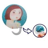 커스터마이징 원터치 포켓 부채 (소량주문 가능)