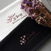 분홍꽃  장타올(150g ,170g)