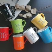 써니 이니셜 머그 (인쇄컵)