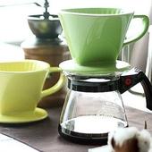 커피 드립퍼 (그린)