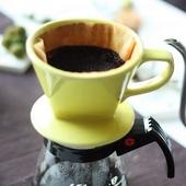 커피 드립퍼 (레몬)