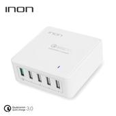 [멀티충전기]아이논 퀵차지 3.0 5포트 USB 멀티충전기 IN-UC510