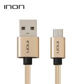 [케이블]아이논 USB 마이크로 5핀 고속충전 데이터 케이블 IN-CAUM101
