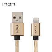 [케이블]아이논 USB 라이트닝 8핀 고속충전 데이터 케이블 IN-CAUL101