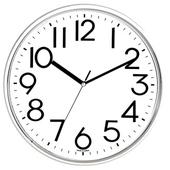 삼사오크롬벽시계