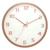 300스텐다드로즈골드벽시계