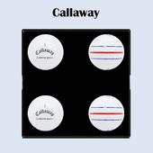 캘러웨이 크롬소프트 4구세트 (4PC)