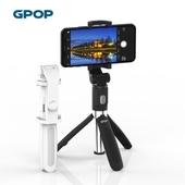 GPOP 블루투스 삼각대 셀카봉 CW-SS50