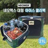 캠핑용 대형 아이스쿨러백 21L