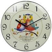 볼록부엉이시계