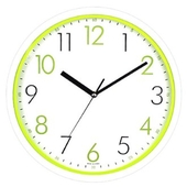 베젤벽시계