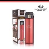 로얄그래프톤 보온보냉원터치텀블러 320-와인
