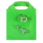 물고기 캐릭터 시장가방