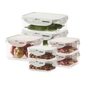 락앤락 향균 비스프리 스테커블 냉장고정리세트 7P