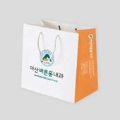 종이쇼핑백-종이가방 특모조 3절